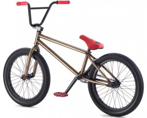 We The People Bmx Cykel