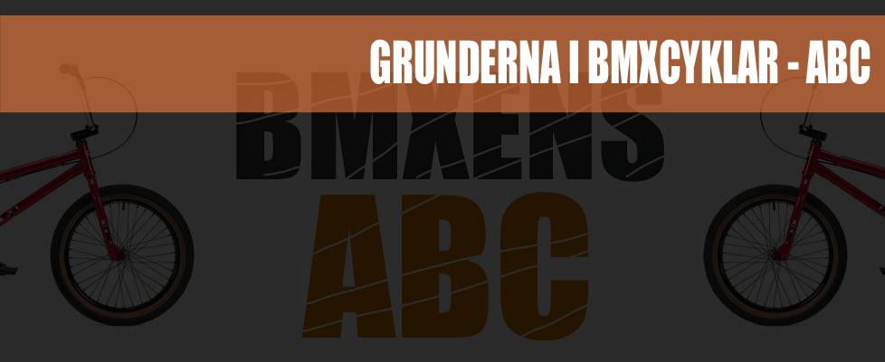 Bmxens ABC - Grunderna Förklarade